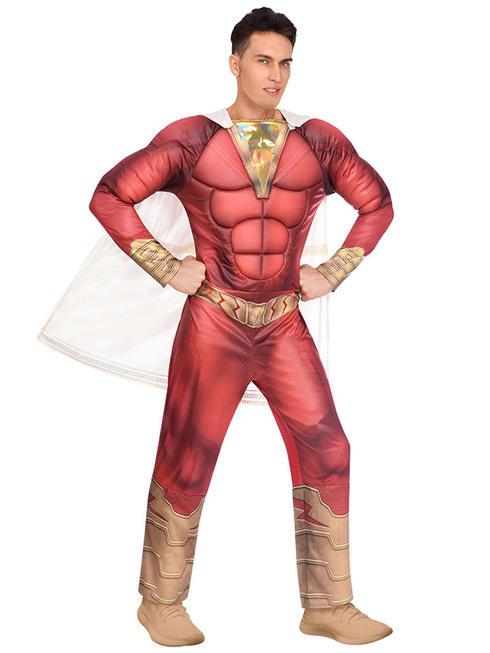 Men's Shazam Costume