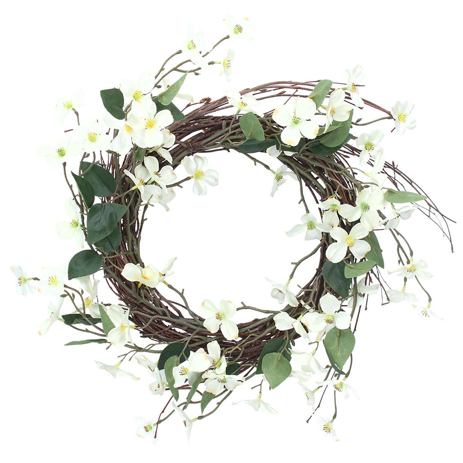 Gisela-Graham-Primavera-Corona-Decoracion-de-Mesa-de-huevos-de-Pascua-Flores-Casa-Puerta-Floral miniatura 26