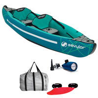 Sevylor Waterton 2 Person Inflatable Kayak