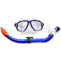 Vision Dive PVC Mask and Snorkel Set