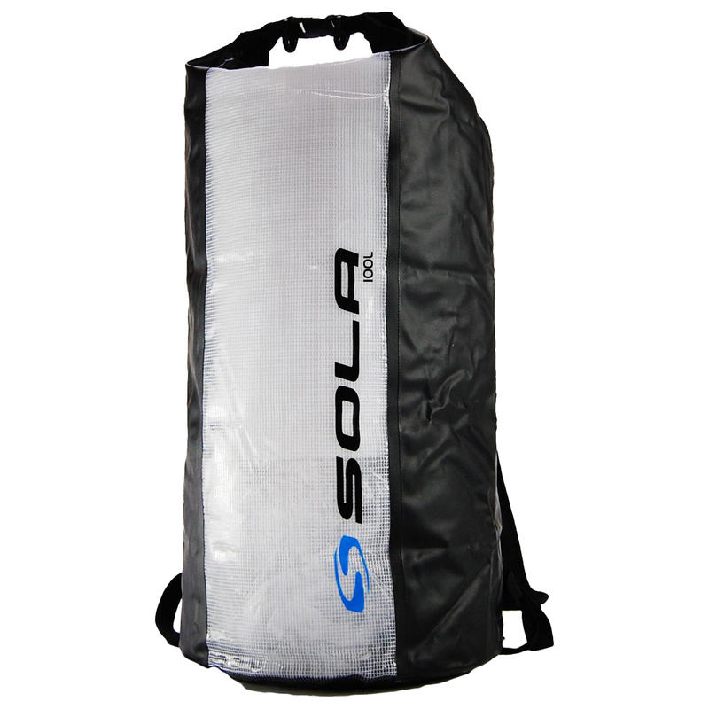 Sola 100 Litre Dry Back Pack