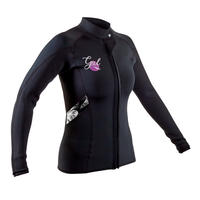 Gul Ladies Response 3mm Flatlock Jacket