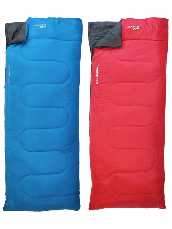 Yellowstone Comfort 200 Single Sleeping Bag
