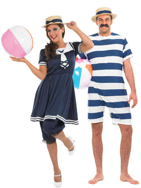 Men's Bathing Suit Costume