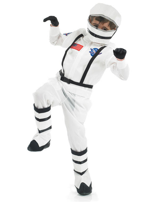 Boy's Spaceboy Costume