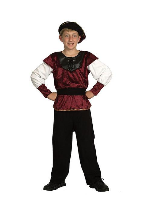 Boy's Renaissance Prince Costume