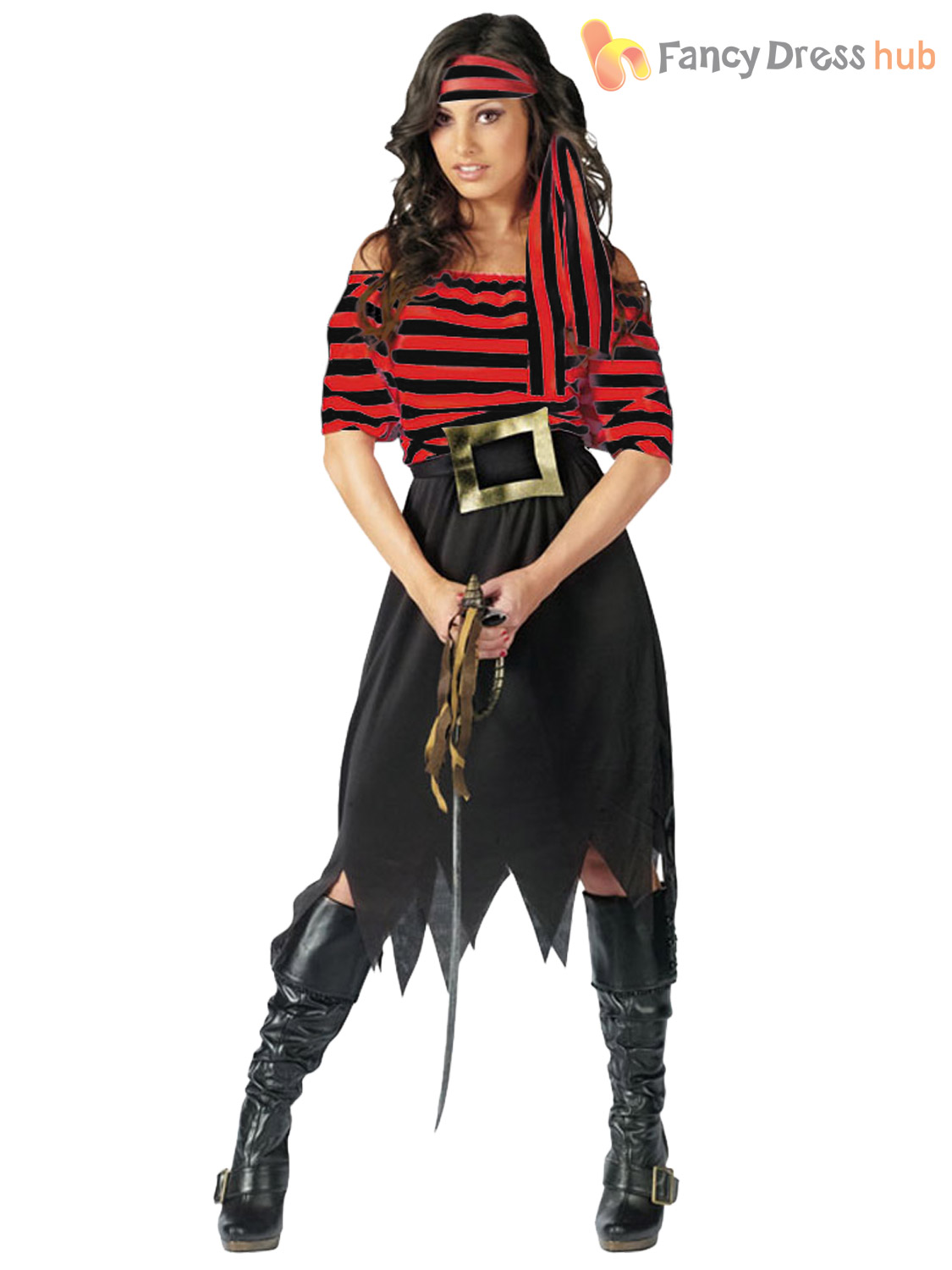 pirate wench pictures ladies caribbean pirate wench fancy dress outfit womens 5923