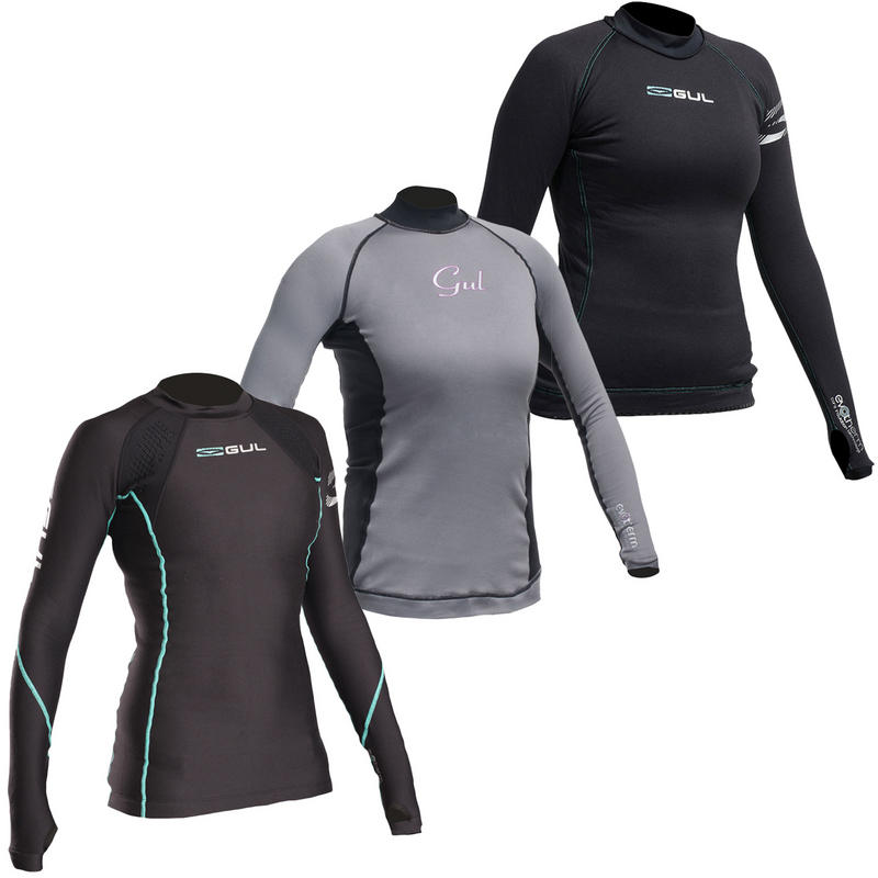 Gul Evotherm Long Sleeve Ladies Rashguard