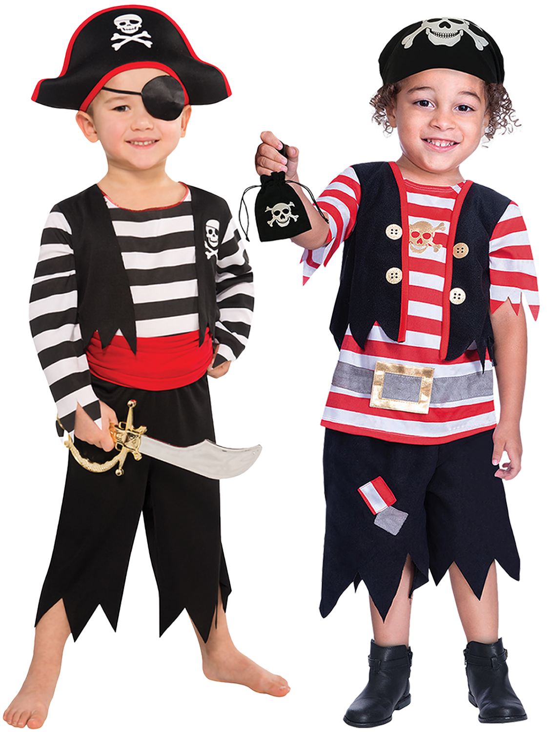 Image result for images of little kids dressed up as pirates