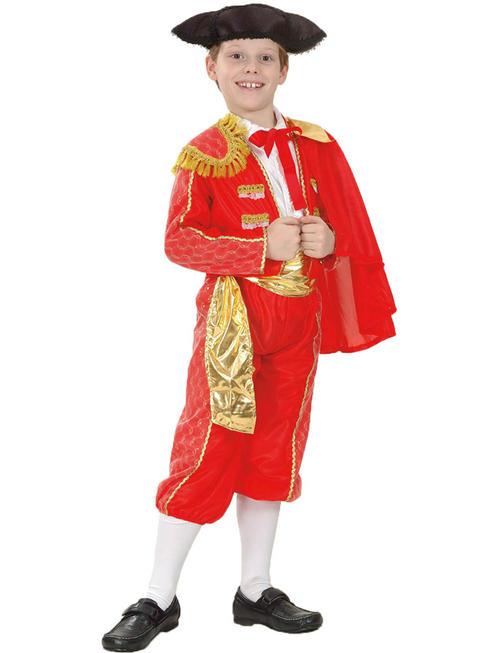 Boy's Matador Costume