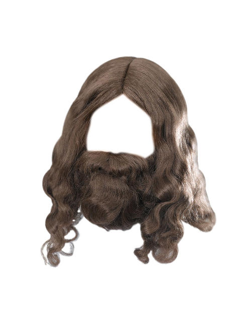 Men's Jesus God Costume - Wig & Beard