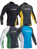 GUL XOLA MENS LONG-SLEEVE RASH VEST