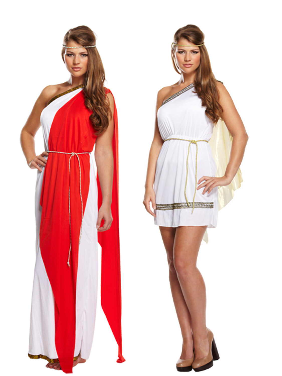Details about Ladies Greek Roman Grecian Goddess Toga Fancy Dress Outfit  Womens Adult Costume