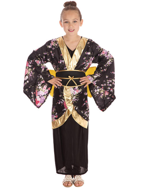 Oriental Geisha Girl Fancy Dress
