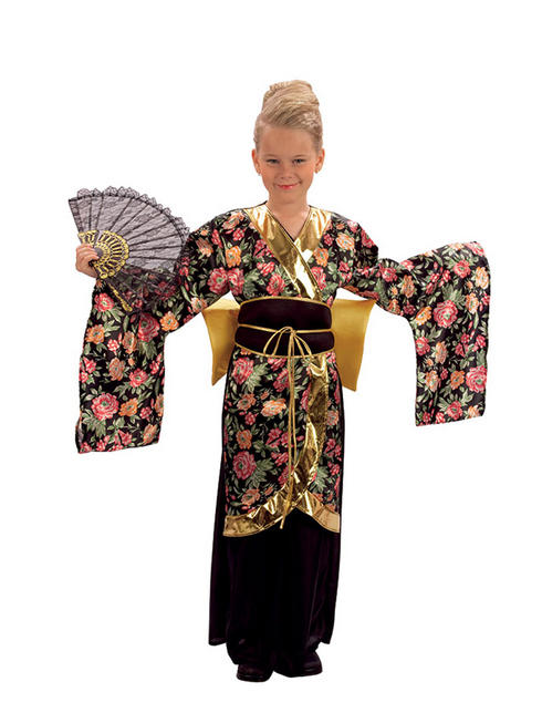 Oriental Geisha Girl Fancy Dress