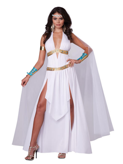 Ladies Glorious Greek Goddess Costume