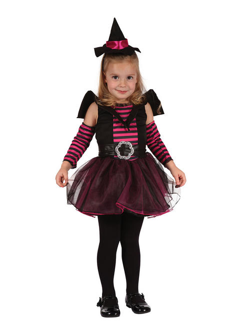 Girl's Toddler Witch Princess Costume