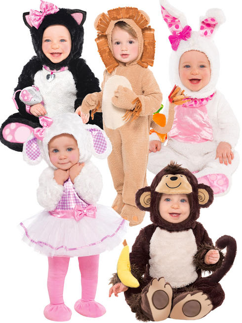 Baby / Toddler Animal Costume