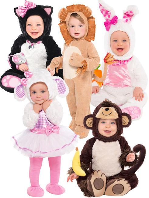 Baby / Toddler Animal Costume