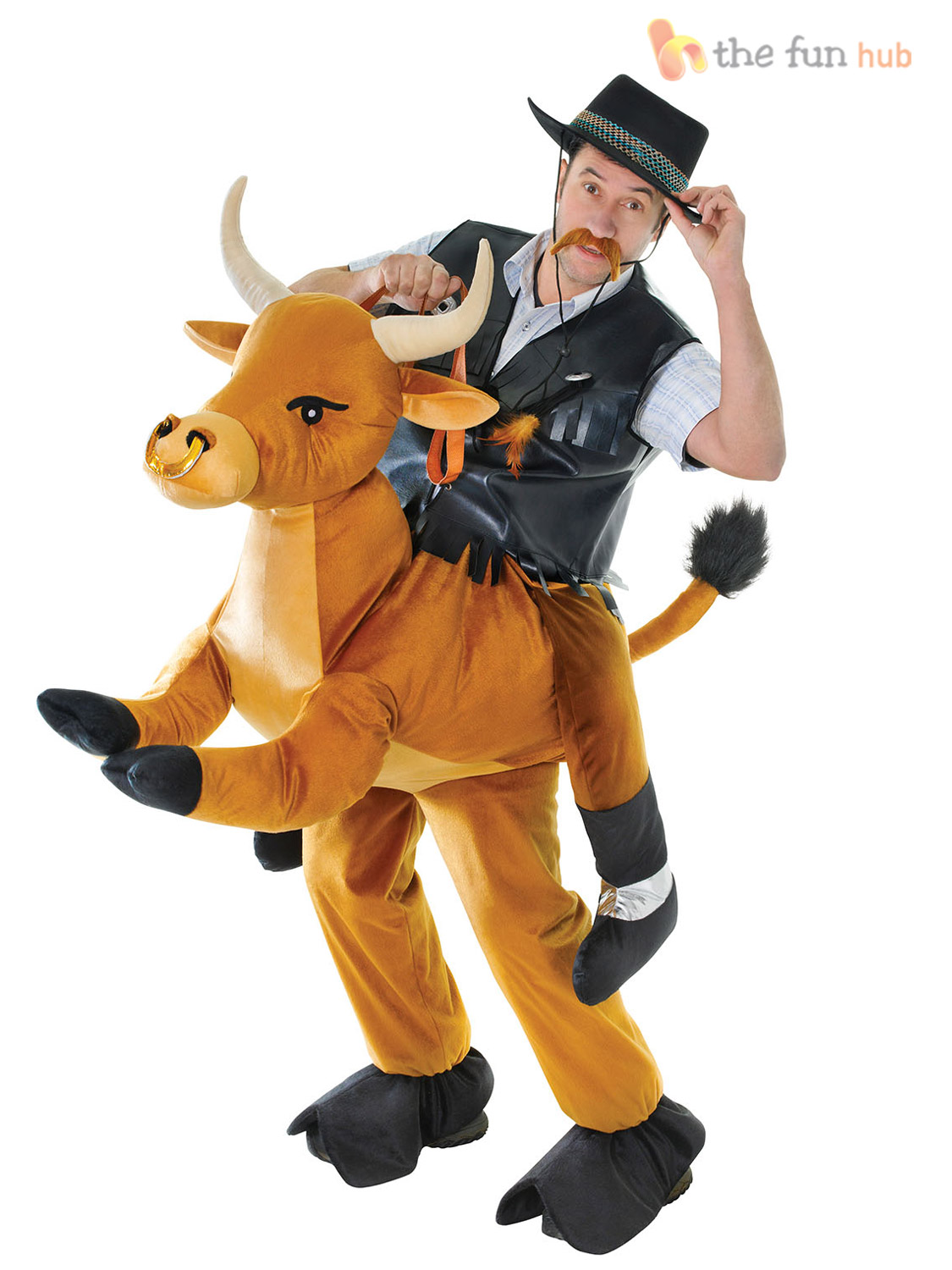 Deluxe-Adult-Step-In-Riding-Ride-On-Animal-  sc 1 st  eBay : donkey costumes  - Germanpascual.Com