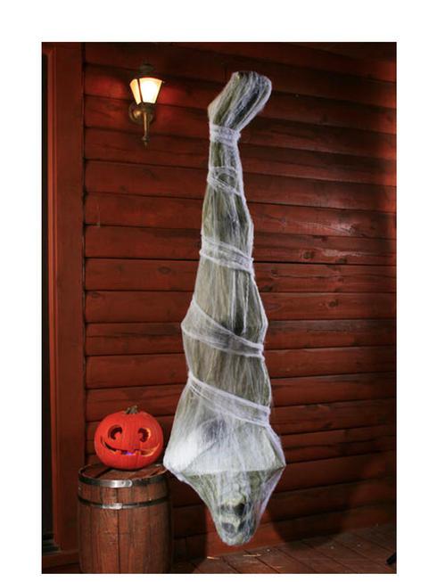 183cm Hanging Skeleton Zombie Cocoon