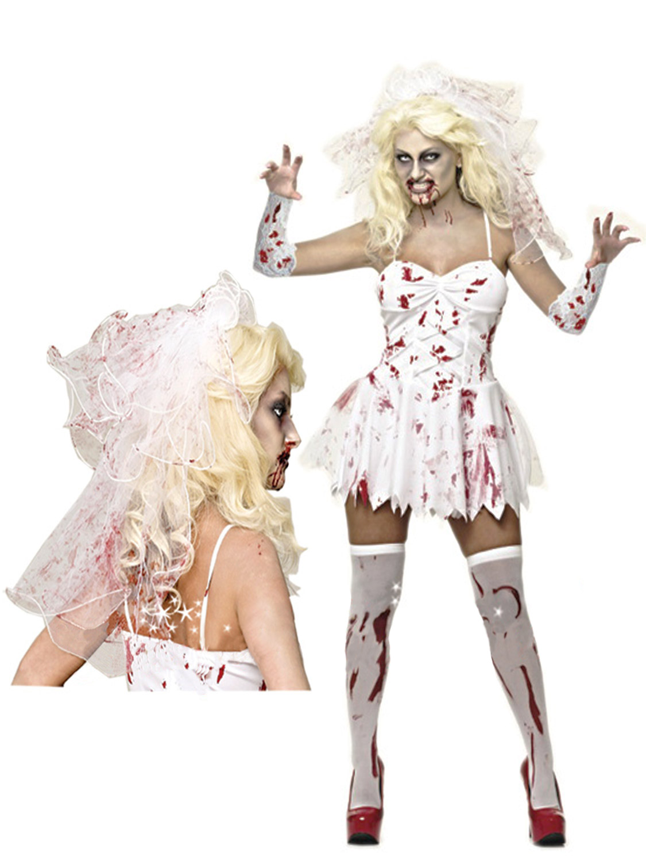 Make sexy zombie costume
