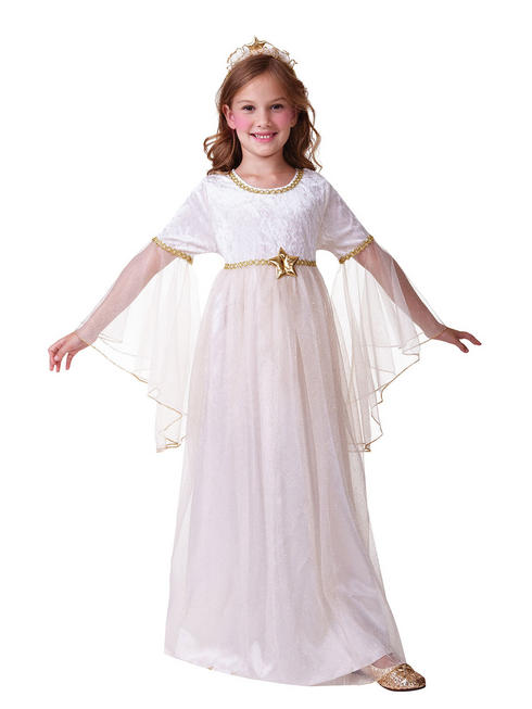 Girl's Angel Costume