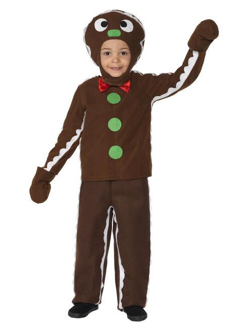 Little Gingerbread Man Costume