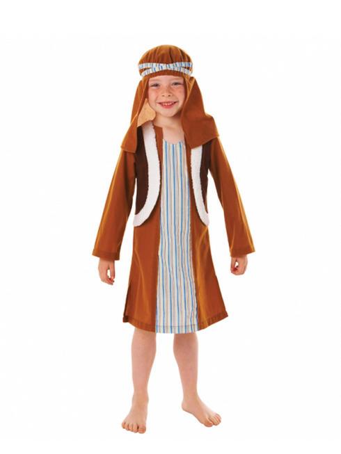 Boy's Shepherd Nativity Costume