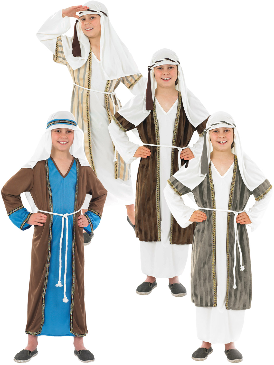 Nativity Costumes Home Bargains