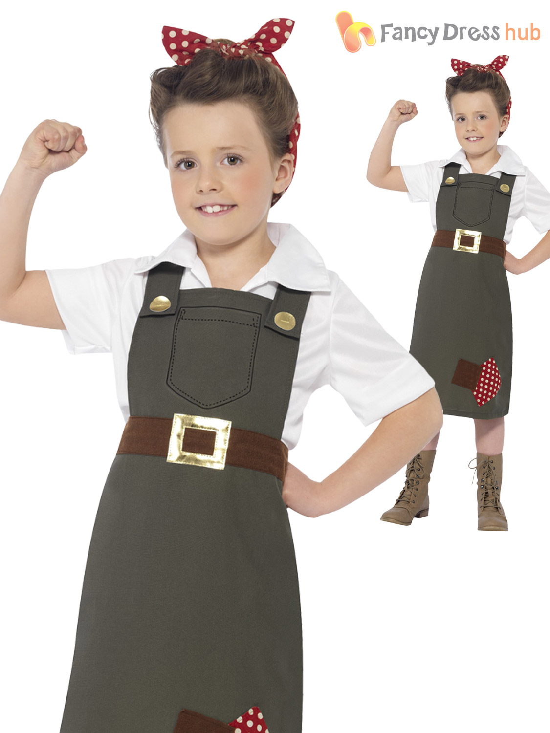 World War  Costumes For Kids