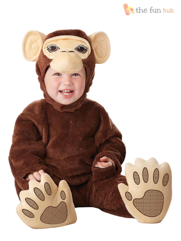 boys girls baby fancy dress up animal costume halloween. Black Bedroom Furniture Sets. Home Design Ideas