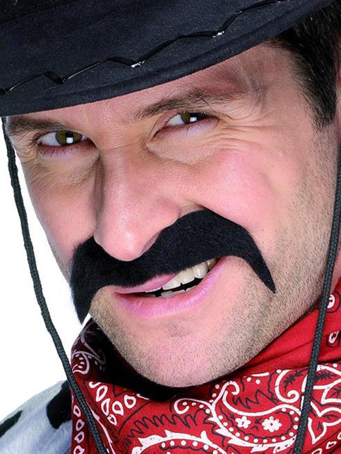 Men's Cowboy Tash