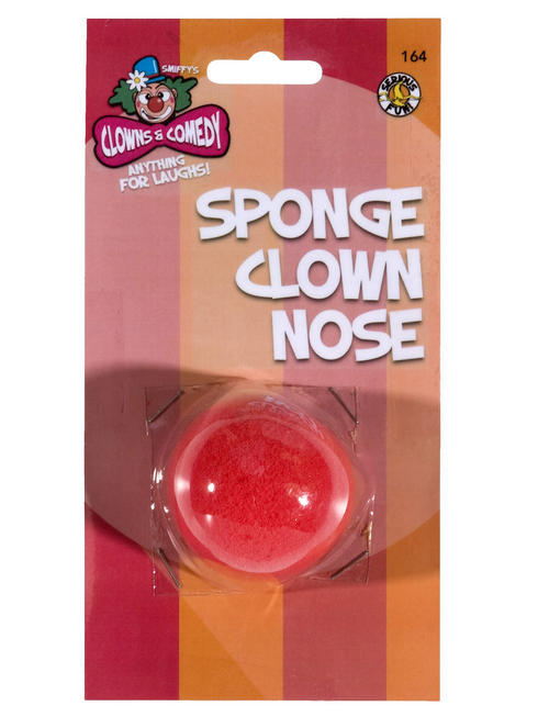 Adult's Clown Nose