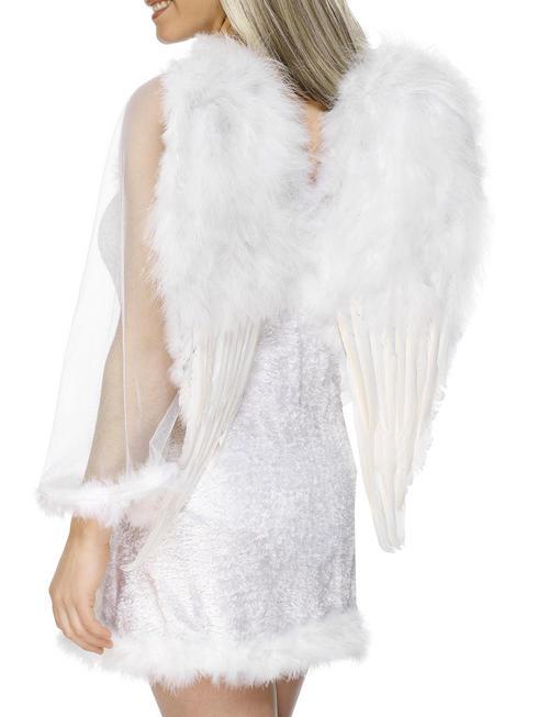Ladies White Wings