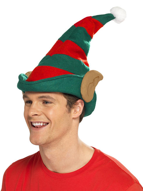 Elf Hat with attached Ears