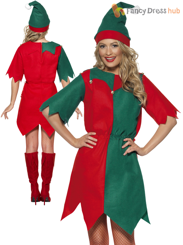 Adult elf fancy dress images 712