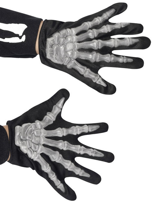 Child's Skeleton Gloves