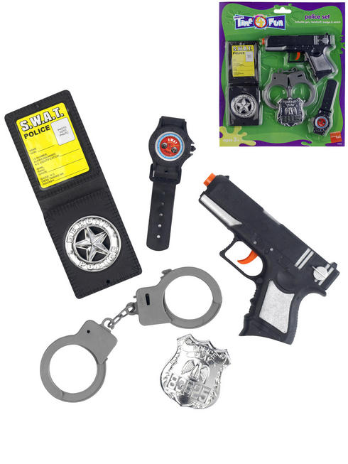 Child's Police Gun Set