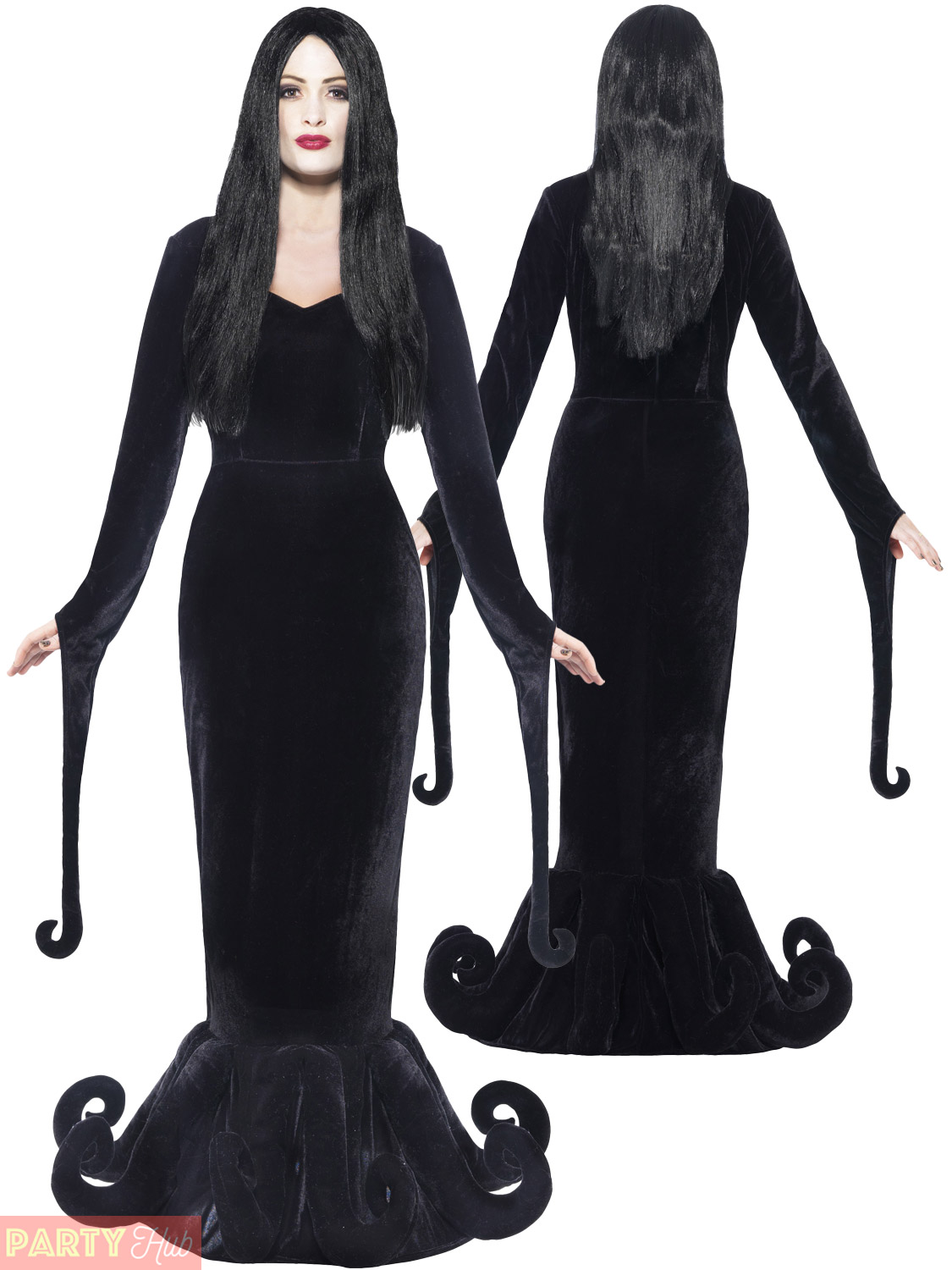 duchess of the manor ladies fancy dress halloween witch womens adult