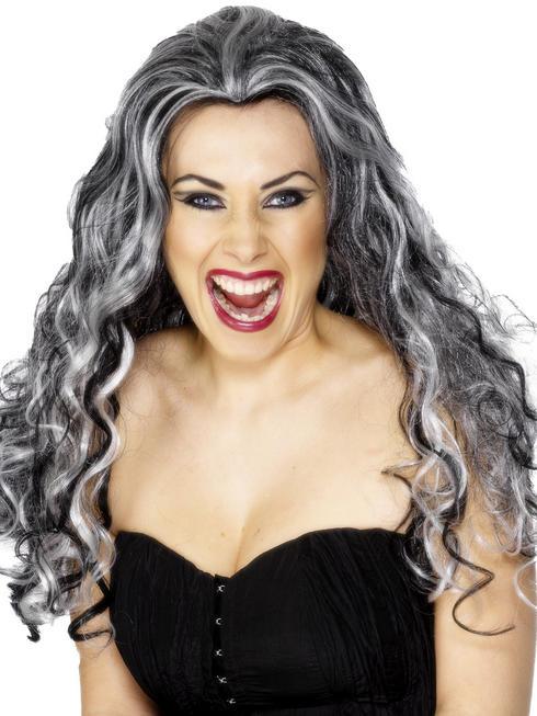 Ladies Renaissance Vamp Wig