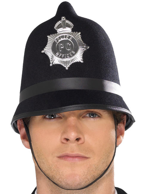 Adult's Police Hat