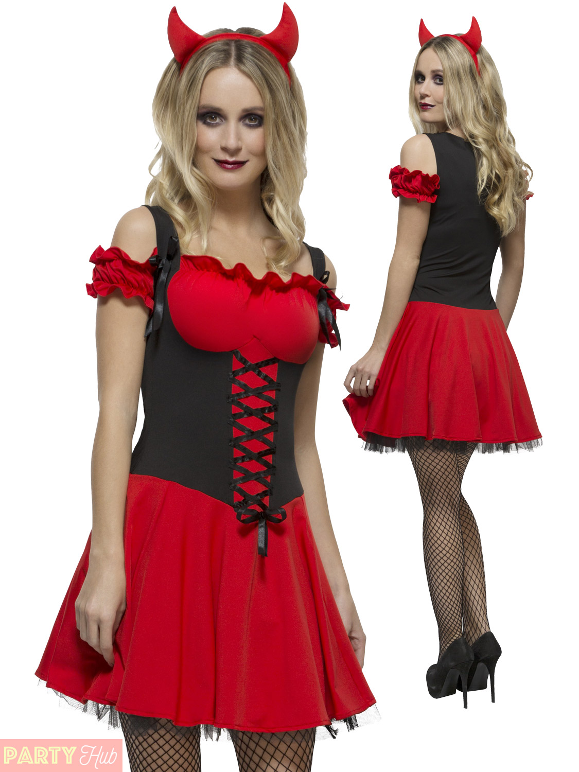 s devil costume Women