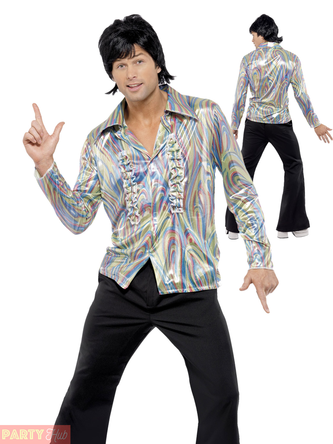 perfect disco outfit for men 13