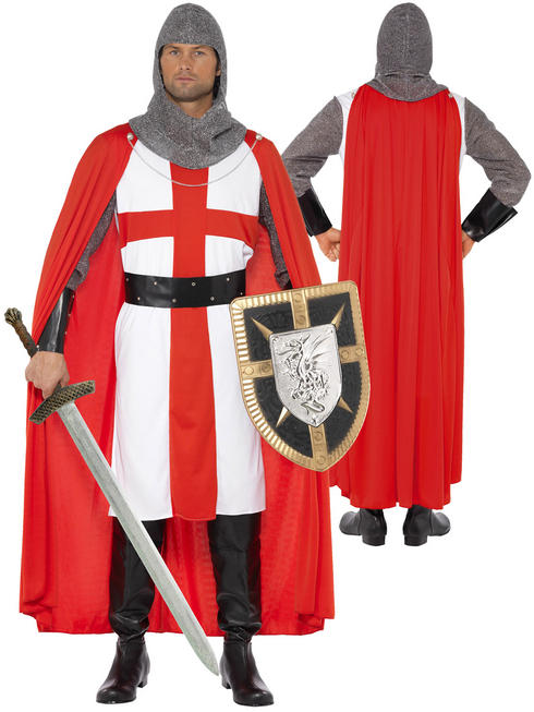 Men's St George Hero Costume