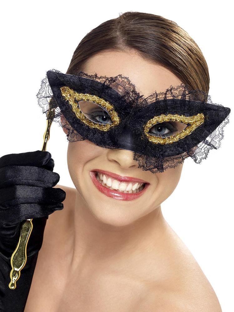 Fastidious Eyemask on a Stick