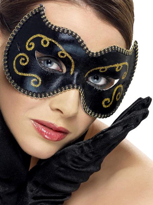 Ladies Persian Eye Mask