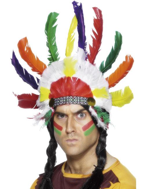 Men's Indian Headdress