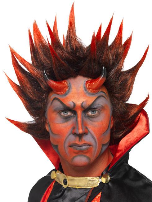 Men's Spikey Devil Wig