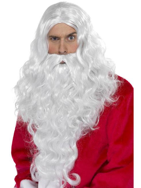 Adult's Santa Long Wig
